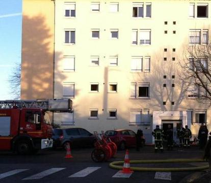 CHÂTELLERAULT Début d'incendie aux Minimes - la Nouvelle République | ChâtelleraultActu | Scoop.it