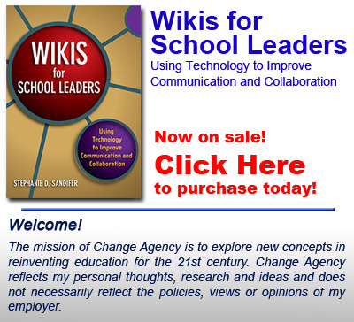 State of Wiki Usage in K12 Schools | Change Agency | Wikis for Education | Scoop.it
