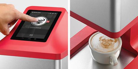 Cette machine met une claque aux meilleurs baristas... | Machines a cafe | Scoop.it