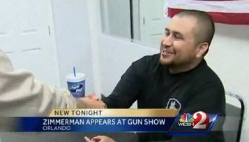 George Zimmerman Makes Florida Gun Show Appearance (VIDEO ... | The George Zimmerman Trial | Scoop.it