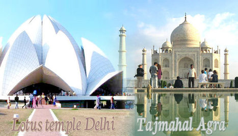 Pay a Visit to The Glorifying Beauty of India and Satisfy Your Excursion Dreams | Taj Mahal Tours | Scoop.it