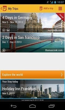 Serendipity and more: what to expect from location-aware mobile apps in 2014 | Médias sociaux et tourisme | Scoop.it