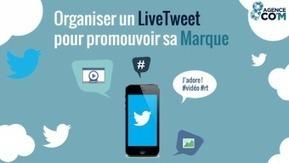 [Vidéo] Organiser un LiveTweet pour promouvoir sa marque | Outils CM | Scoop.it