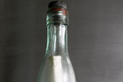 La bouteille a flotté 98ans avec son message   Ca m'interpelle...   Scoop.it