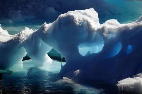 World's Largest Canyon System Discovered Beneath Antarctic Ice Sheet | Antarctica | Scoop.it