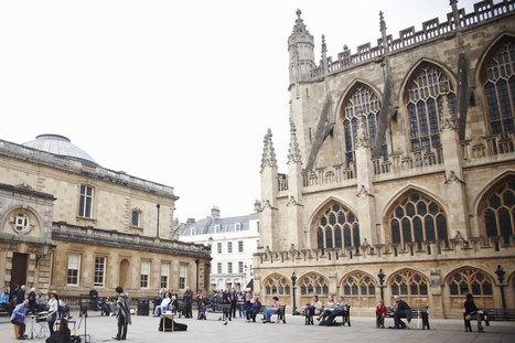 #Bath: Segui lo stile di Jane Austen: vivi con spirito ed eleganza | Historic Thermal Cities Villes Thermales Historiques | Scoop.it