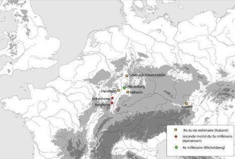 Descubren en Achenheim (Francia) restos de individuos masacrados en tiempos neolíticos | Centro de Estudios Artísticos Elba | Scoop.it