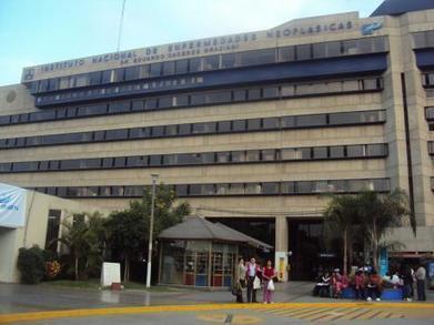 Médicos del INEN extirpan tumor de ocho kilos a joven - Diario Correo   Patología Médica   Scoop.it