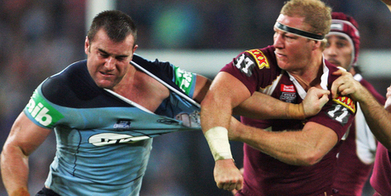 League: Great State of Origin moments | Stuff | Scoop.it