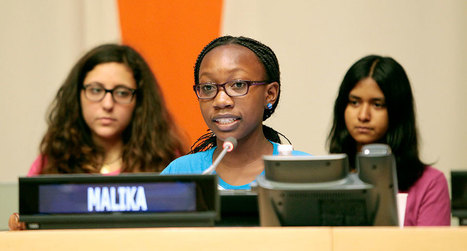 To Build Better Youth Policies, Listen to Young People - International Women's Health Coalition | Youth Participation | Scoop.it
