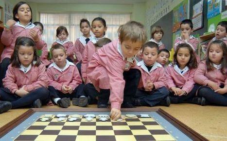 Ajedrez para enseñar a pensar | La educación del futuro | Scoop.it