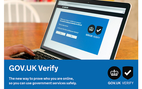 How the government plans to 'verify' your identity online  - Telegraph | Collaborate | Scoop.it