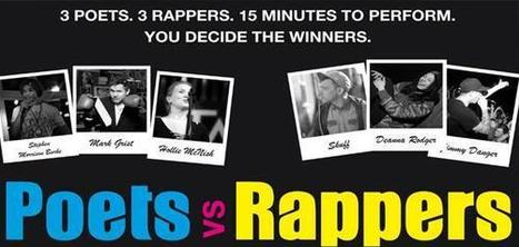 FULLY BOOKED - Poets vs rappers | University of Cambridge | performance poetry | Scoop.it