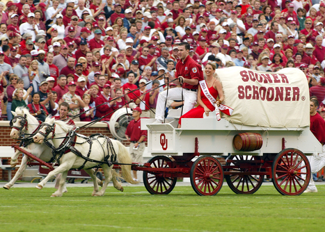 OU-Notre Dame About More Than Tradition | Sooner4OU | Scoop.it