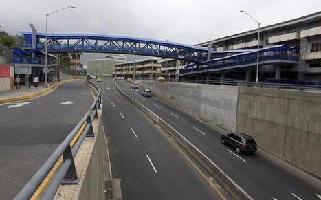 Abren viaducto avenida de Los Mártires, una construcción de Conalvías| Mi Diario | Conalvías Panamá | Scoop.it