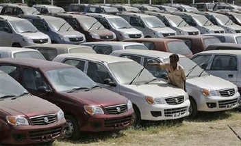 The only cheer in auto sector is in used cars market | checkcarin | Scoop.it