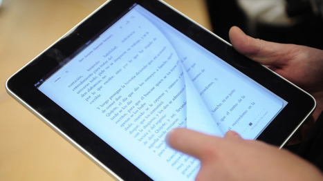 Apple Conspired To Set E-Book Prices, Judge Rules - NPR (blog) | Digi Pub | Scoop.it