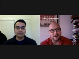 Gabe's Gamification Revolution Featuring Rajat Paharia of Bunchball | (I+D)+(i+c): Gamification, Game-Based Learning (GBL) | Scoop.it
