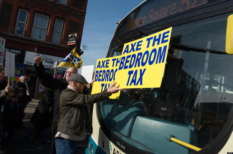 Protests Against 'Cruel' Bedroom Tax Taking Place In 50 Towns | welfare cuts | Scoop.it
