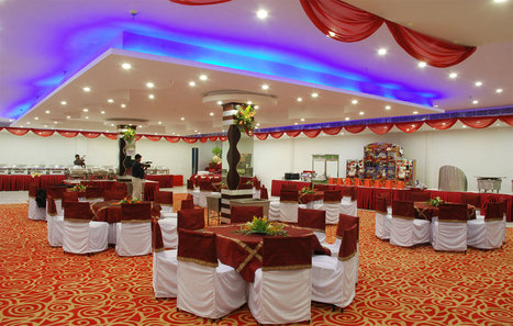 Choosing a Perfect Marriage Banquet Hall | Wedding Planners In Delhi | Scoop.it