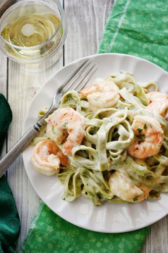 Bent Philipson Chef ,Creamy Shrimp Pasta with Hard Cider Sauce | Bent Philipson Chef | Scoop.it
