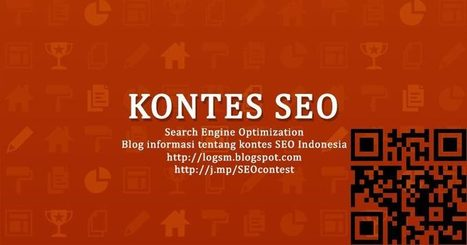 Blog Kontes SEO | Logsm | SEO | Scoop.it