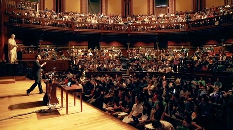 Get a front-row seat in Harvard's largest class, thanks to virtual reality | Tech Trends and Innovation Impacting Global Higher Education | Scoop.it