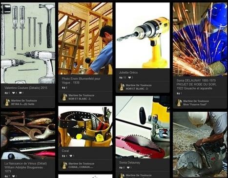 Une campagne pour les mâles sur Pinterest - L'ADN | Innovation et perspectives du secteur bancaire | Scoop.it