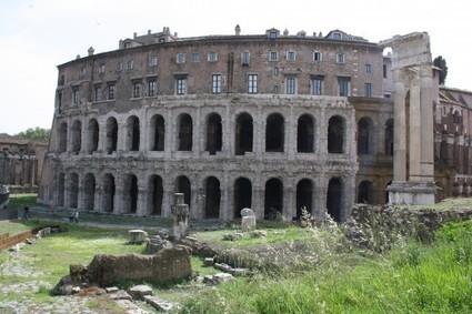 Theatre of Marcellus, Rome | Ancient Rome | Scoop.it