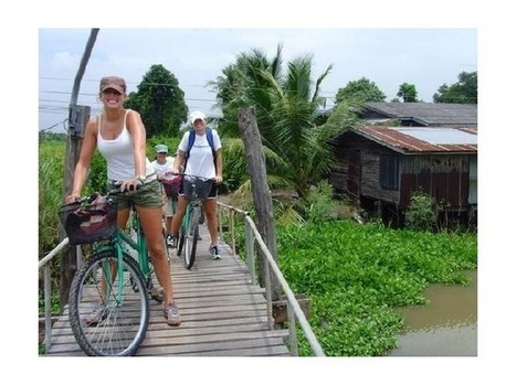 Bangkok by bicycle. | Thailand best hotels | PLANET ASIAN | Scoop.it