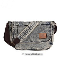 Sick denim cross messenger bags for school unisex - $76.80 : Notlie handbags, Original design messenger bags and backpack etc | Best mens style outlet | Scoop.it