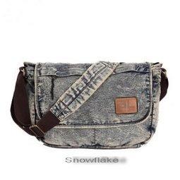 Sick denim cross messenger bags for school unisex - $76.80 : Notlie handbags, Original design messenger bags and backpack etc | Best mens style outlet | Scoop.it