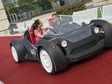 Après l'automobile connectée, la voiture imprimée ! | Industrie | Scoop.it
