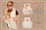 NWT,Boys Leopard Sleeveless Safari Jacket, Sizes 2,3,4,5T. | Classic Range | Scoop.it