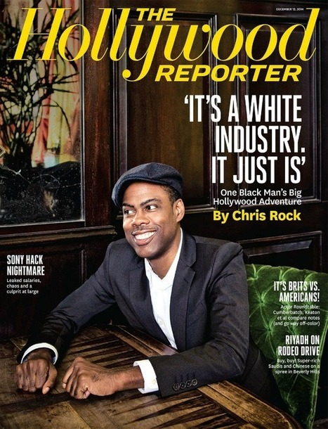 "Chris Rock Pens Blistering Essay on Hollywood's Race Problem: ""It's a White Industry"" 