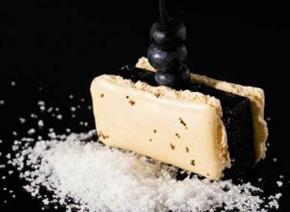 Pulpe de cassis meringuée à la fleur de sel | recettes | Scoop.it