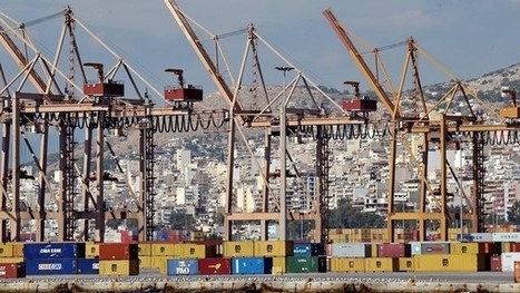 Greece picks China's Cosco in port deal - FT.com | The Politics of Economic Development | Scoop.it