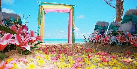 Beach Weddings India – Gaining popularity, especially in the upper class | Wedding | Scoop.it