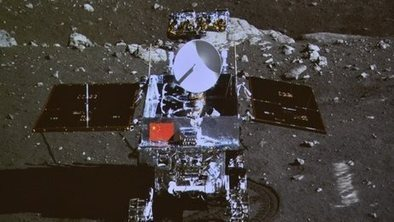 China's Moon rover hits trouble | leapmind | Scoop.it