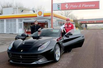 What's a hot lap with Kimi Raikkonen in a Ferrari F12 really like? - AutoExpress | Kenyon Clarke 's Luxury Likes | Scoop.it