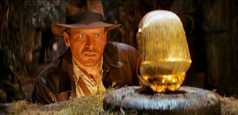 Spitballing Indy: George Lucas, Steven Spielberg, and the creation of Indiana Jones | Irresistible Content | Scoop.it