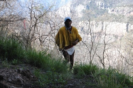 Los tarahumaras, indios ultramaratonianos de México que baten todos los récords   Cultura Pop   Scoop.it