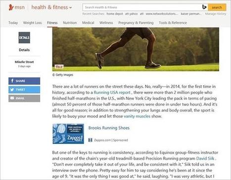 Bing teste les native ads aux Etats-Unis - 100% média   PPC référencement payant   Scoop.it