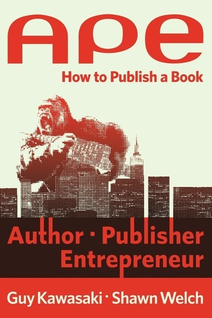 Going APE About Writing and Self-Publishing - Get Paid to Write Online | Blogging and Online Businesses | Scoop.it