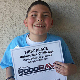 Boy with Autism Builds First Robot, Wins International Competition | Autism | Scoop.it