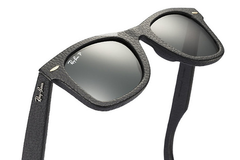 Wayfarer Leather by @ray_ban | #Design | Scoop.it