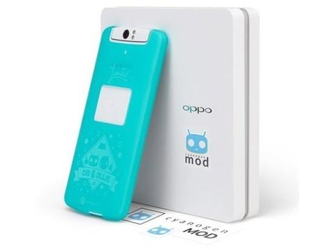 Oppo N1 CyanogenMod Limited Edition : Le smartphone, les sources et la ROM sont disponibles   Geeks   Scoop.it