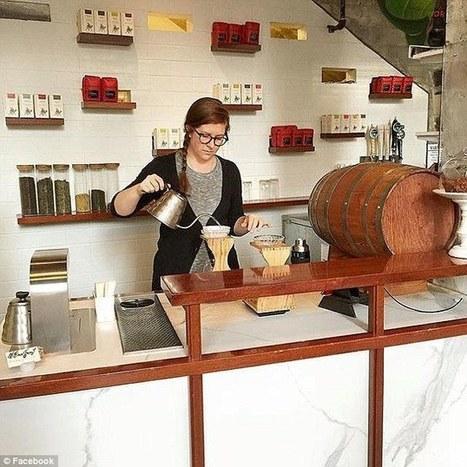 San Francisco coffee shop sells cup of joe for $15 | Urban eating | Scoop.it