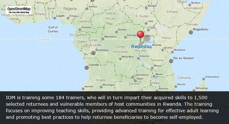 IOM supports sustainable reintegration of Rwandan returnees   International Migration   Scoop.it