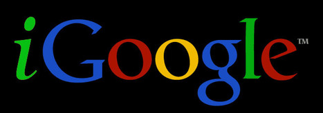 iGoogle   PLN Creation   Scoop.it